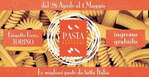 Макаронный фестиваль в Турине Италия
