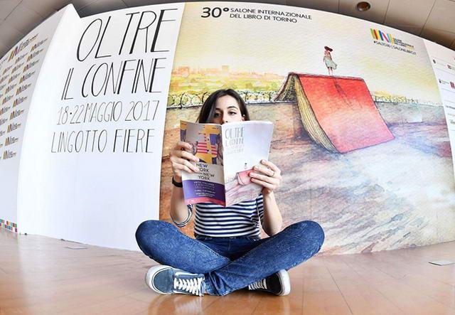 Турин в мае 2017. международная книжная ярмарка в Турине 2017