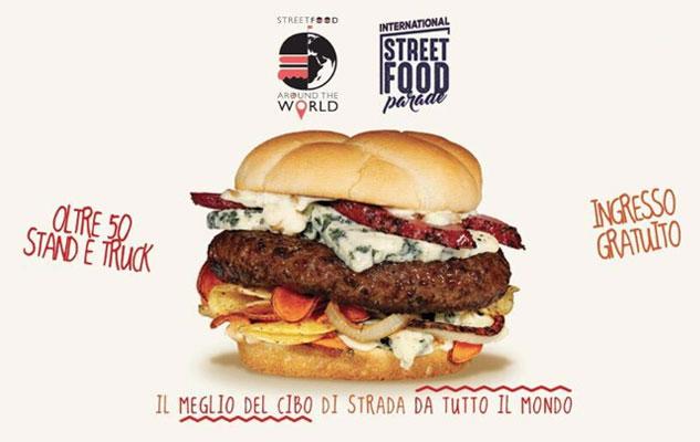 Парад мировой уличной еды в Турине Линготто