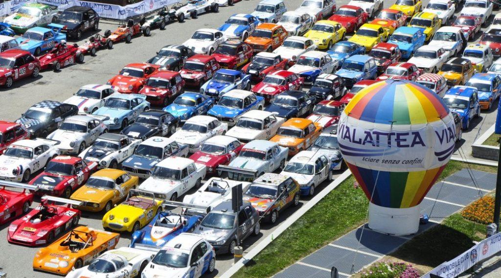 Автомобили моторы события Турина Пьемонта и севера Италии