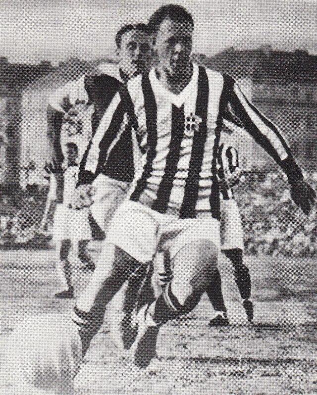 История футбола в клубе Ювентус Италия