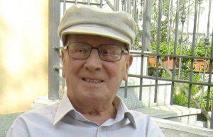 Долгожители в Италии, мужчина 102 года в Турине