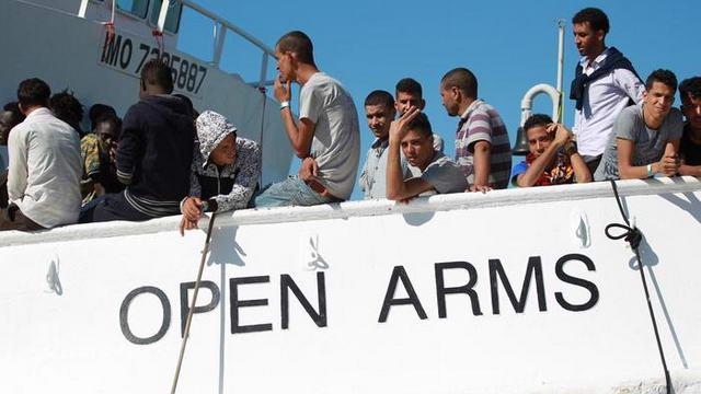 Заявления министра Италии о мигрантах