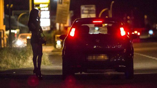 Проституция в Италии сексуальное рабство жителей Африки