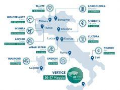 Календарь Большой семерки в Италии осенью 2017