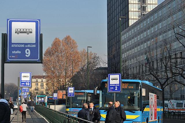Не дорого с аэропорта Турина на автобусе