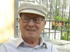 Долгожители в Италии - мужчина 102 года под Турином
