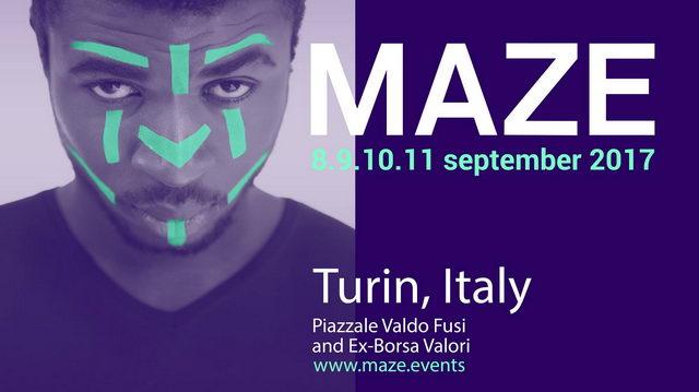 Фестиваль культуры уличной моды в Турине 2017