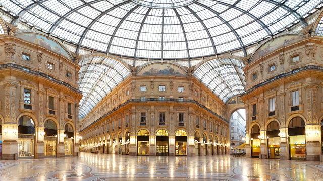 Галерея Витторио Эмануэле Север Италии