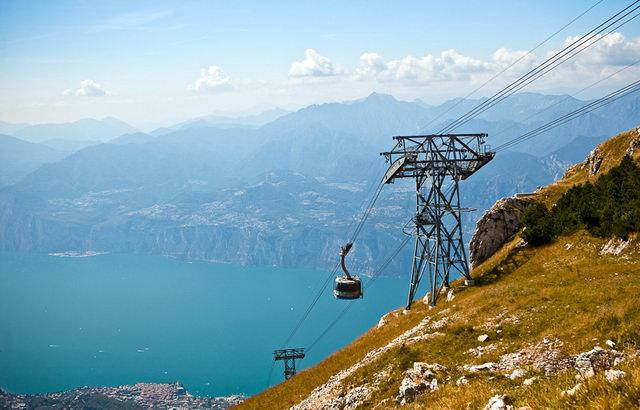 Монте Бальдо Север Италии