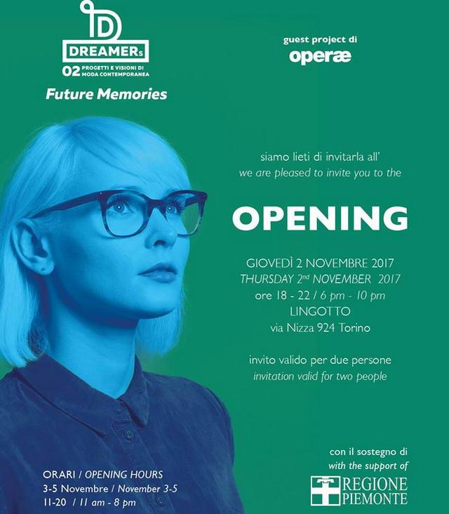 Opening коллекция сумок в Турине на выставке Выставки Турина осенью 2017