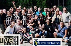 Женская футбольная команда Ювентус интервью