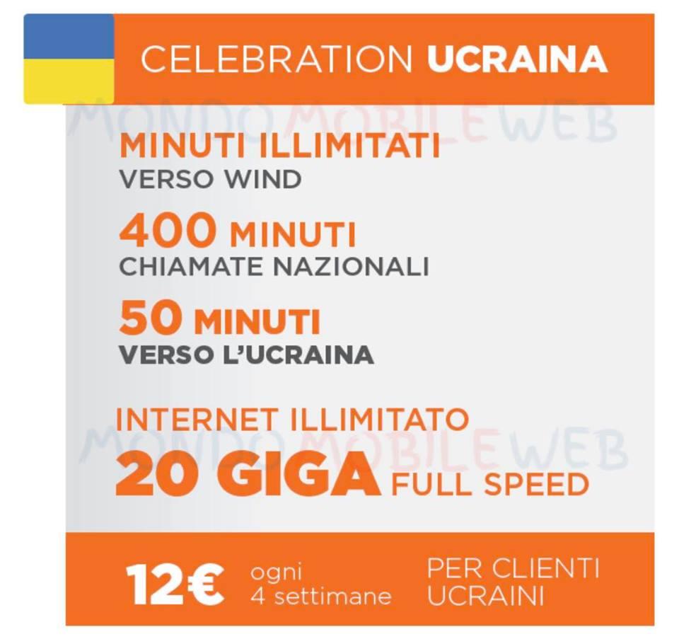 Телефонные переговоры для украинцев в италии