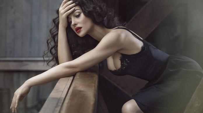 Самые красивые женщины Италии - Моника Беллучи