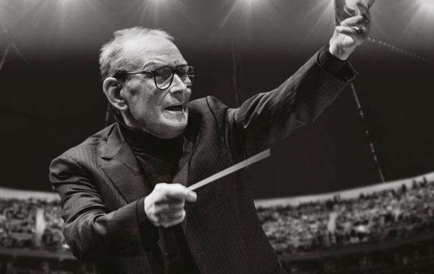 Эннио Морриконе с концертом в Турине Италия