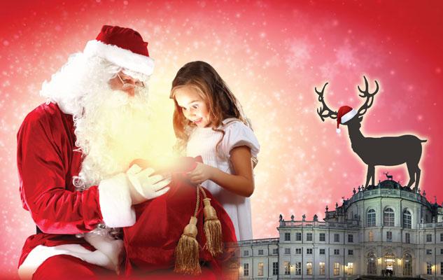 Рождество Новый год Турин Италия