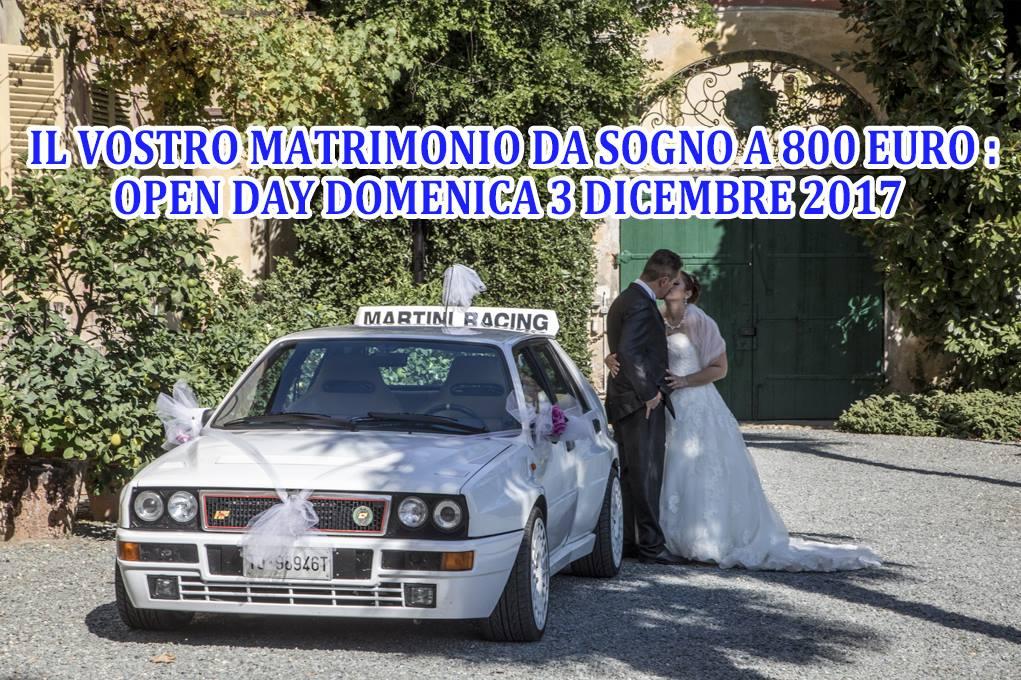 Свадьба в Италии за 800 евро