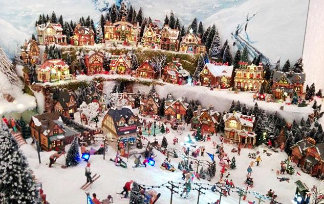 Рождественский магазин в Турине