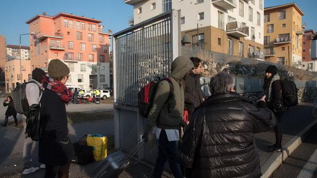 Как в Турине избавлялись от антисанитарии, африканцы покидают олимпийскую деревню
