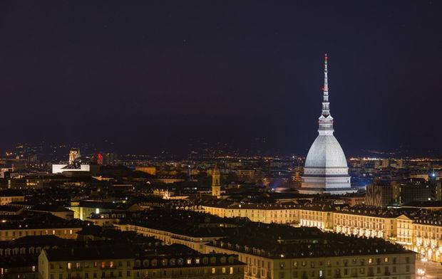 Встретить новый год в Турине