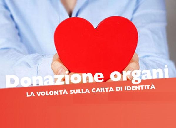 Пожертвование органов в Италии в удостоверение личности