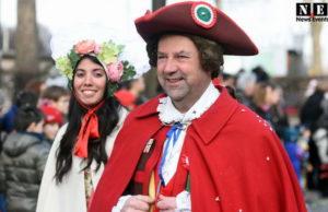 Карнавал в Турине 2018