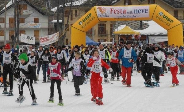 Фестиваль снега - Usseglio 2018