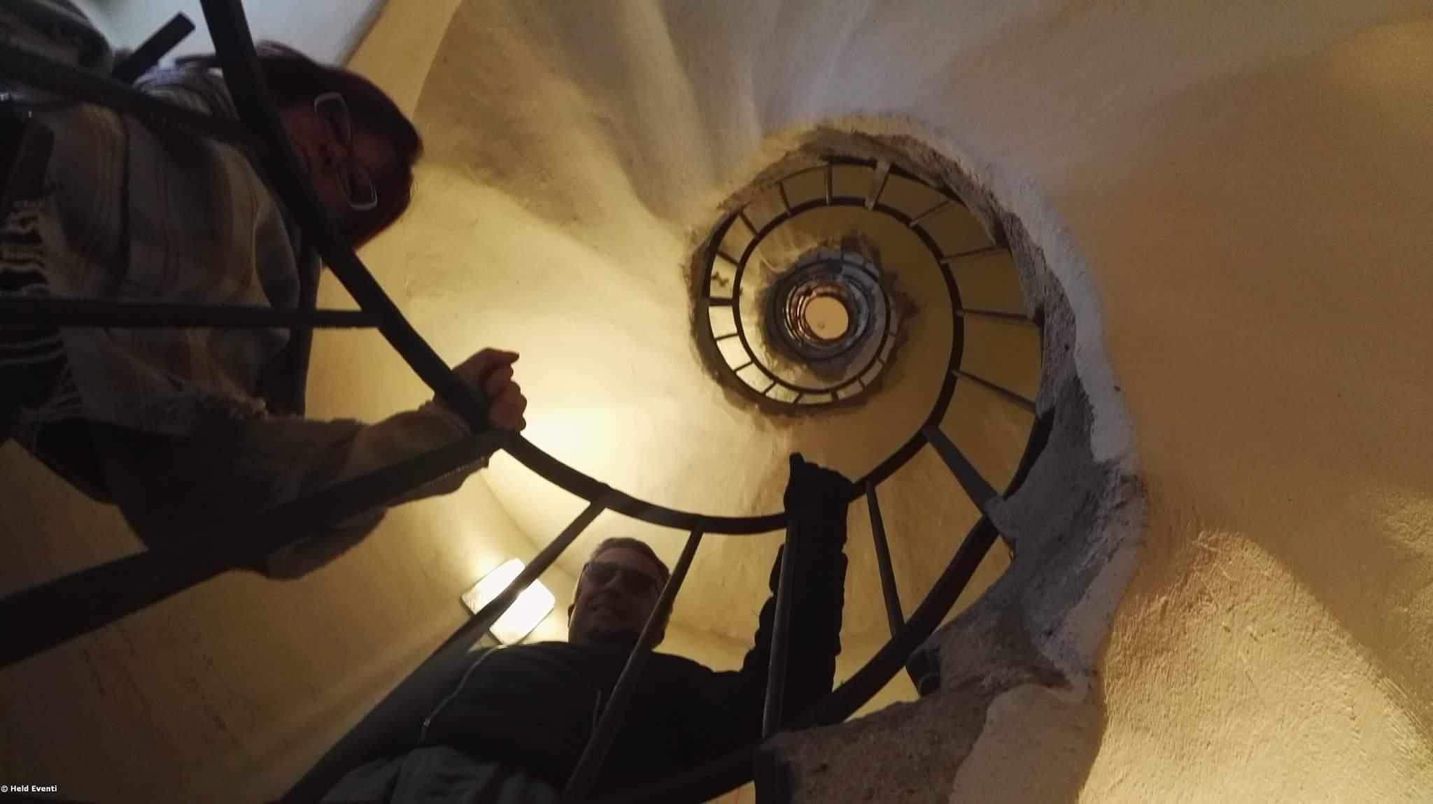 Подняться на купол Суперга в Турине
