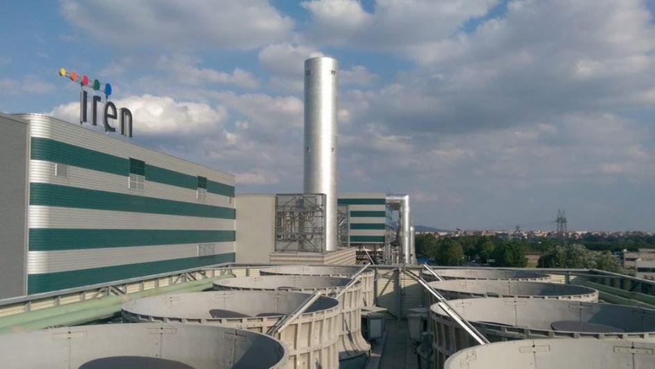 Работа в энергетической компании Турина