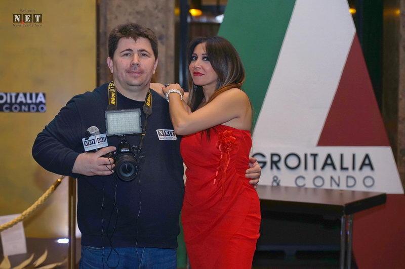 Mirella Rocca e News Events Turin Kaushka