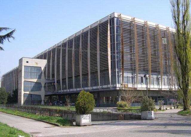 Дворец труда в Турине под коммерческий центр