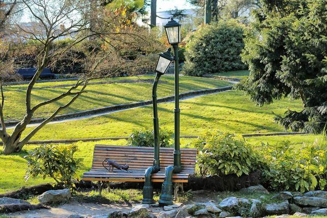Парк Валентино в Турине
