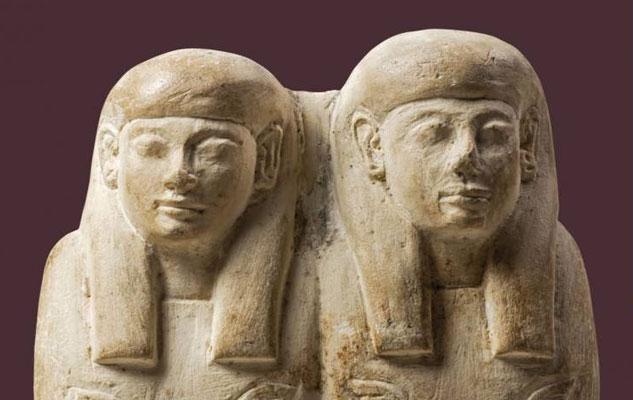 Египетский музей в Турине на день любви