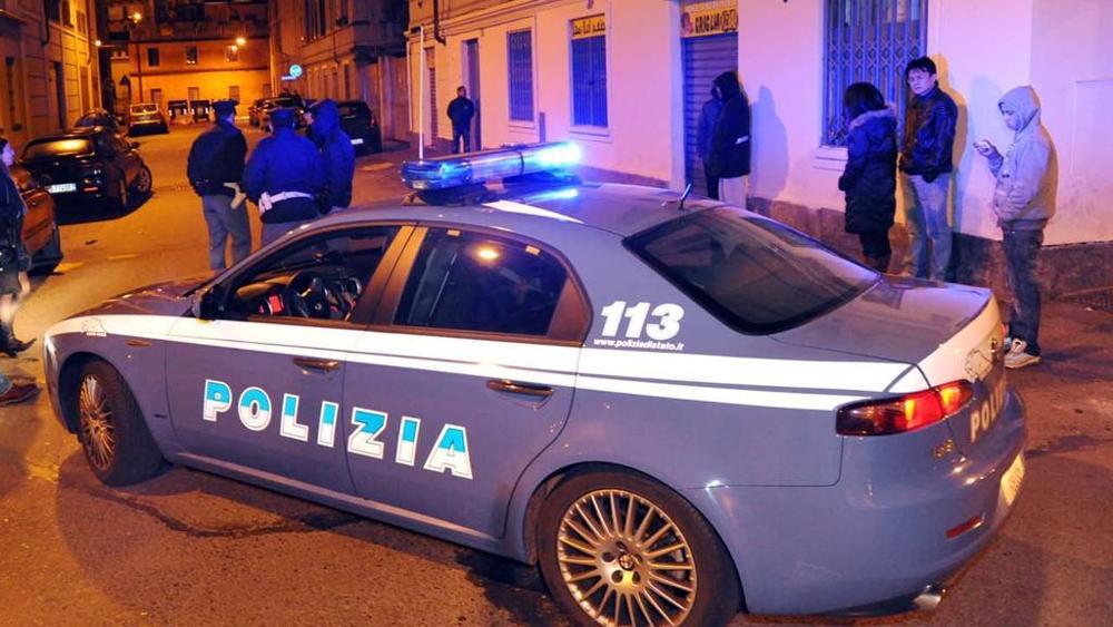 Депортации иностранцев в Италии