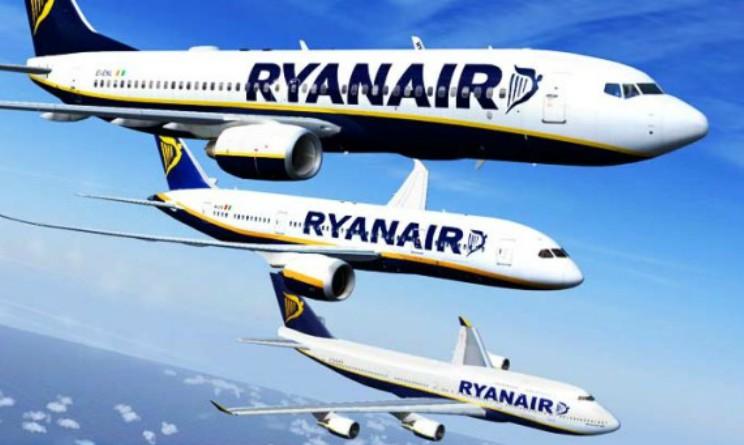 Работа в Турине авиакомпания Ryanair