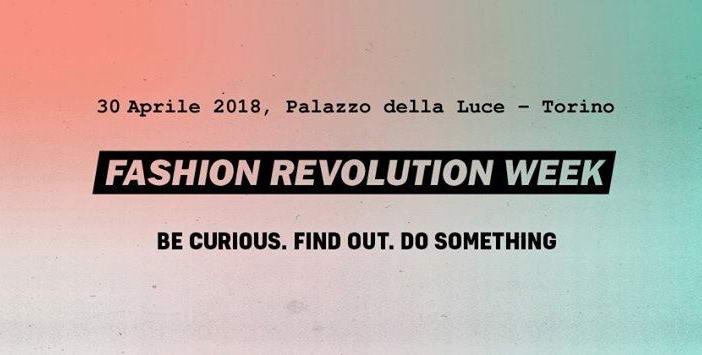 Il primo Fashion Revolution a Torino События Турина апрель 2018 года.