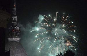 Светящиеся дроны в Италии Турин впервые запустят на день города