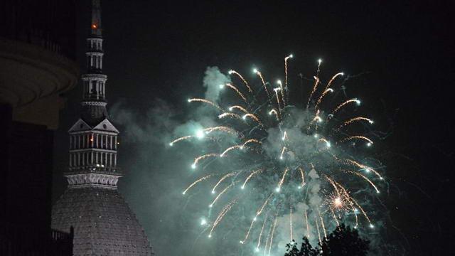 Светящиеся дроны в Италии Турин впервые запустят на день города События Турина декабрь 2019 года