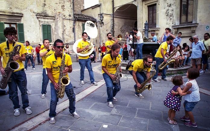 Джазовый фестиваль в Перудже, Умбрия