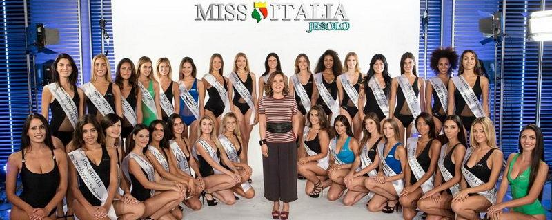 Кастинг Мисс Италия в Турине