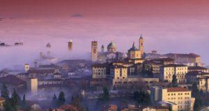 Лучшие города Италии Бергамо