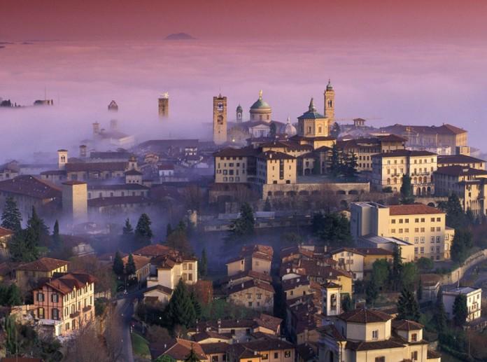 Лучшие города Италии Бергамо Лучшие города для жизни Италия ТОП 10 городов Италии для жизни