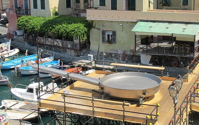 Фестиваль рыбы в Чинве Терре Италия