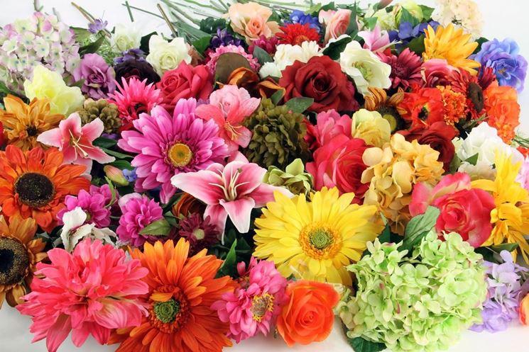 Фестиваль цветов в Турине