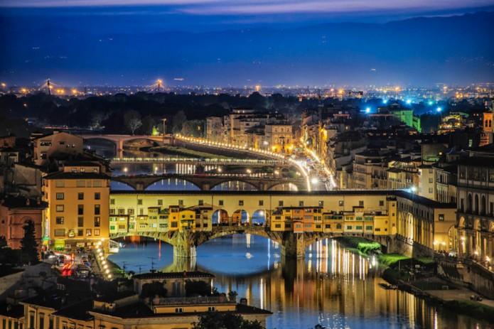 Лучшие города Италии Флоренция