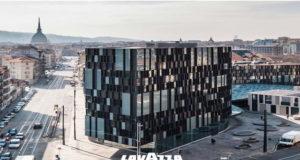 Кофейная компания Lavazza новая штаб квартира музей в Турине