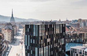 Новая штаб квартира Лавацца в Турине
