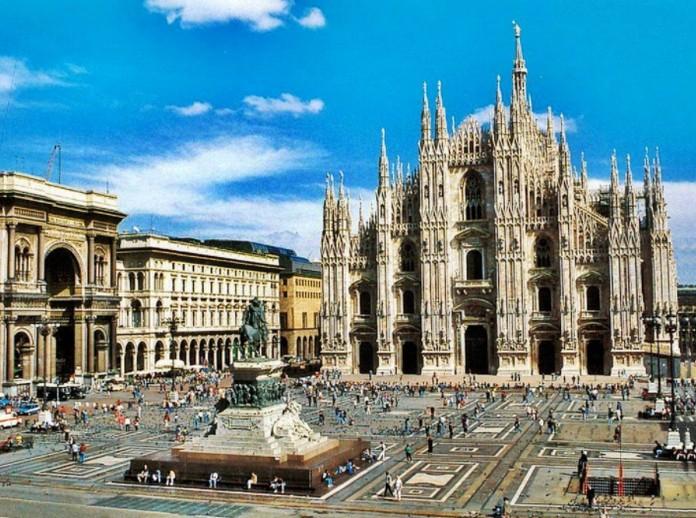 Город Милан один из лучших городов для жизни