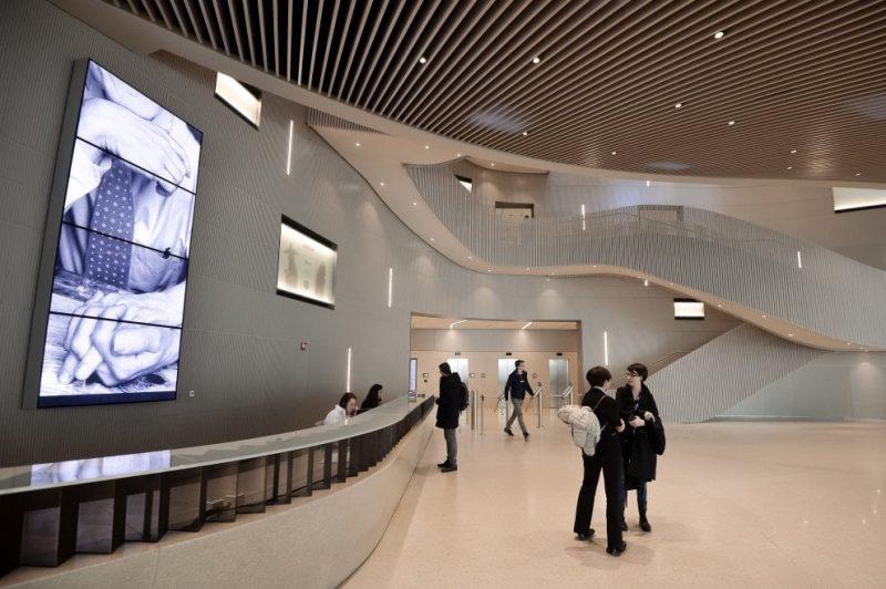 Штаб квартира Лавацца пространство для проведения мероприятий в Турине