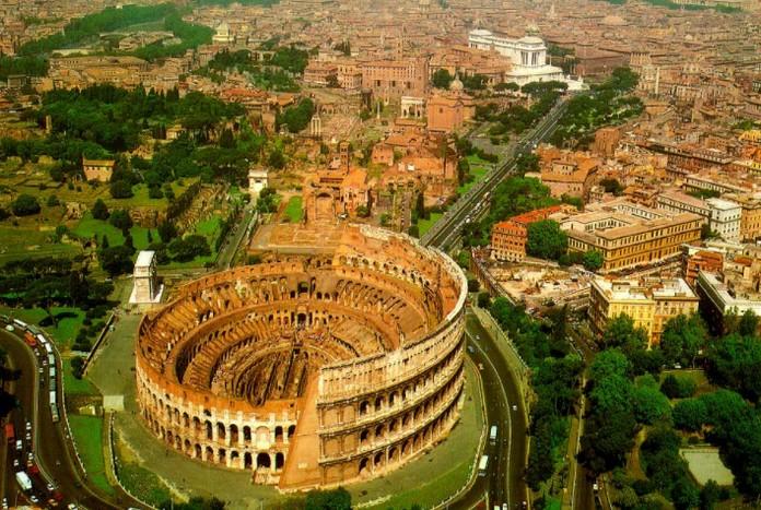 Города для жизни в Италии Рим